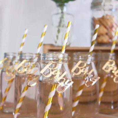 Organiser et décorer une Baby-shower mixte ! - Save The Deco
